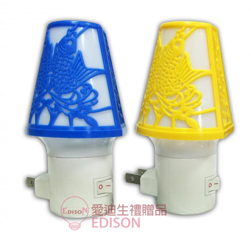 手動LED小夜燈(WE-6906)